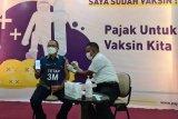 174 Pegawai DJP Papua-Maluku divaksin COVID-19 di Jayapura