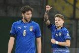 Italia bungkam Irlandia Utara 2-0