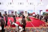 Presiden Jokowi wajibkan bupati gunakan produk lokal untuk proyek pemerintah