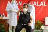 Lansia di Bintan  dan Natuna mulai disuntik vaksin