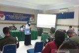 BNN Sulawesi Tenggara sosialisasi P4GN-tes urine personel Denpom XIV/3 Kendari