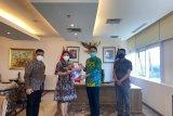 Kunjungi Wakemendag , Bupati Sitaro sampaikan usulan bantuan sarana perdagangan