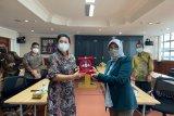 Bupati Sitaro audiensi  Kemendikbud terkait sarana prasarana sekolah