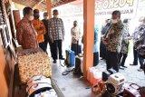 Dirjen Bina Pemerintah Desa Kemendagri memantau PPKM di Sleman