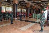 Kasad menerima laporan kenaikan pangkat 16 Pati TNI AD