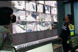 Polresta Bandarlampung catat 28 pelanggaran lalu lintas melalui kamera ETLE