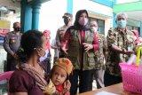 Layanan vaksinasi Klaten lampaui target Jateng
