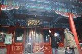 Masjid di Beijing mulai gelar Jumatan