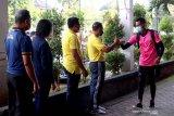 Menpora pantau penerapan prokes turnamen Piala Menpora di Malang