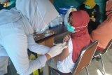 Vaksinasi COVID-19 massal di Kota Mataram dimulai dari pasar tradisional
