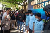 Polres Pati bekuk sindikat pembobol uang di ATM