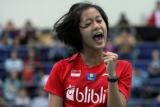 Kemenangan Putri atas Ann-Kathrin membawa Indonesia memimpin 3-0