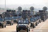 Pesawat Militer Myanmar luncurkan serangan udara di Negara Bagian Karen