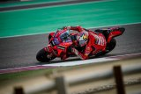 Miller dan Bagnaia tegaskan kecepatan Ducati di FP2 GP Qatar
