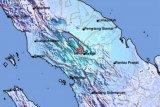 Gempa bumi magnitudo 5,0 guncang Kabupaten Toba Sumut