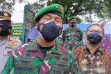 Pangdam XIV/Hasanuddin luncurkan tagline