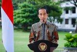 Presiden Jokowi mengutuk aksi terorisme di Gereja Katedral Makassar