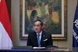 Perkuat hubungan dagang, Menteri Perdagangan Muhammad Lutfi terbang ke Amerika Serikat