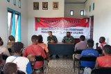 Tim Wasev TNI AD sosialisasikan penerimaan TNI di distrik Kawagit