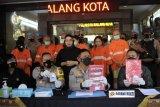 Polisi tahan ASN Kota Malang terkait kasus narkoba
