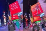Perjalanan Erigo, brand fesyen dari Indonesia ke Times Square, New York