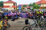 Komunitas sepeda ikut promosikan pariwisata Kotim