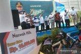 Wali Kota meluncurkan Kendari Preneur dukung digitalisasi pemasaran UMKM