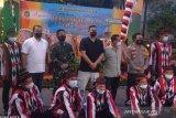 Wali Kota Medan resmi meluncurkan Kesawan City Walk