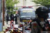 Menko Polhukam Mahfud MD: Pemerintah pastikan buru jaringan teror bom Makassar