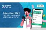 GoPay dan Bibit rilis fitur investasi reksadana secara otomatis