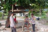 Ledakan bom di Makassar, Polres KSB gelar patroli gabungan skala besar