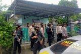 Ledakan bom di Makassar, Polres Loteng perketat pengamanan sejumlah rumah ibadah