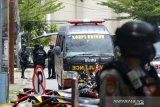 PBNU kutuk ledakan bom di depan Gereja Katedral Makassar