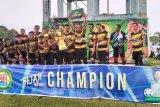 Komunitas pencinta PS Palembang juarai Betaji Cup