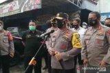 Densus 88 tangkap satu terduga teroris di Kabupaten Bekasi
