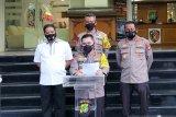 Densus 88 sita lima bom aktif saat tangkap teroris di Bekasi dan Condet