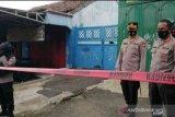 Densus 88 geledah rumah terduga teroris di Serang Baru Bekasi