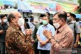 JK beri dukungan Uskup Agung Makassar