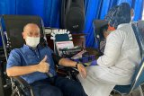 Kanwil BRI Palembang gelar donor darah