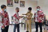 FKPT Audiensi dengan Gubernur Kaltara,  sampaikan kerawanan perbatasan