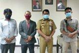 Audiensi PWI Kaltara, gubernur minta legalitas media ditegakkan