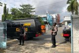 Polda Sumbar tingkatkan kewaspadaan dan pemeriksaan di sejumlah objek vital  pascabom bunuh diri Makassar