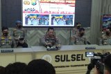 Kapolri : 13 terduga teroris bom Makassar di tangkap di tiga wilayah