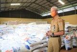 Gubernur Jateng temukan penyerapan gabah petani rendah