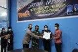 PSDKP Kupang serahkan rumpon ihasil sitaan ke nelayan lokal