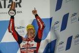 Kenangan Fausto Gresini jadi lecutan semangat Diggia  di GP Qatar