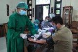 Penerima vaksin COVID-19 capai 13.699.393 orang
