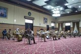 Pejabat eselon II Pemkot Mataram mengikuti uji kompetensi