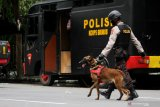 Polri sebut pelaku bom Makassar pasangan suami istri baru menikah 6 bulan