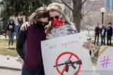 Tujuh orang tewas dalam penembakan di AS, termasuk kekasih pelaku